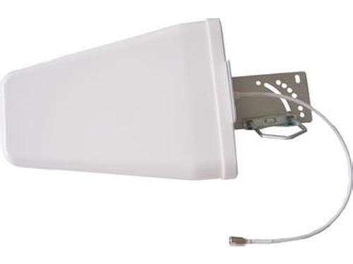Antena Yagi Log. 10dBi. Celular Dual Band