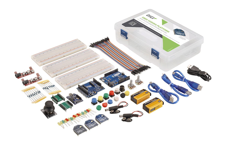 Legacy XBee 802.15.4/ Arduino Kit