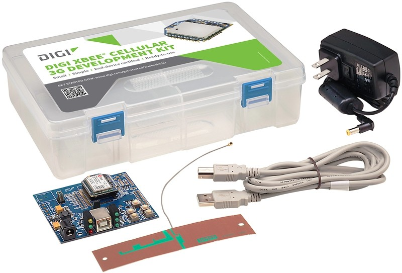 XBee Cellular 3G Kit